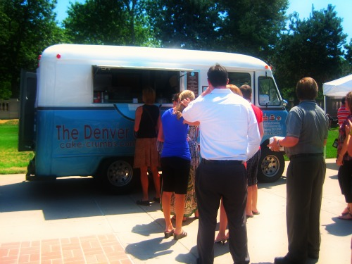 The Denver Cupcake Truck is preparing to work with City Hall, making the streets safe for food vendors everywhere. Sweet Justice!