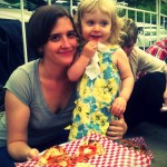 Natalie introduces Amelia to the best pizza in town from Brava!