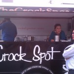Denver's Crock Spot at Steuben's to support Korilla, day 1.