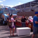 Denver's own Street Eats and Steuben's supporting Korilla, day 1