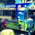 Manna From Heaven: One of the many awesome but unaffiliated food trucks that will be slinging some fine fare at the Food Truck Showcase on Saturday.