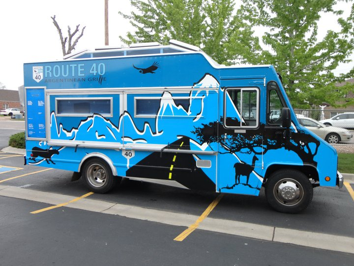 Great Divide Food Truck