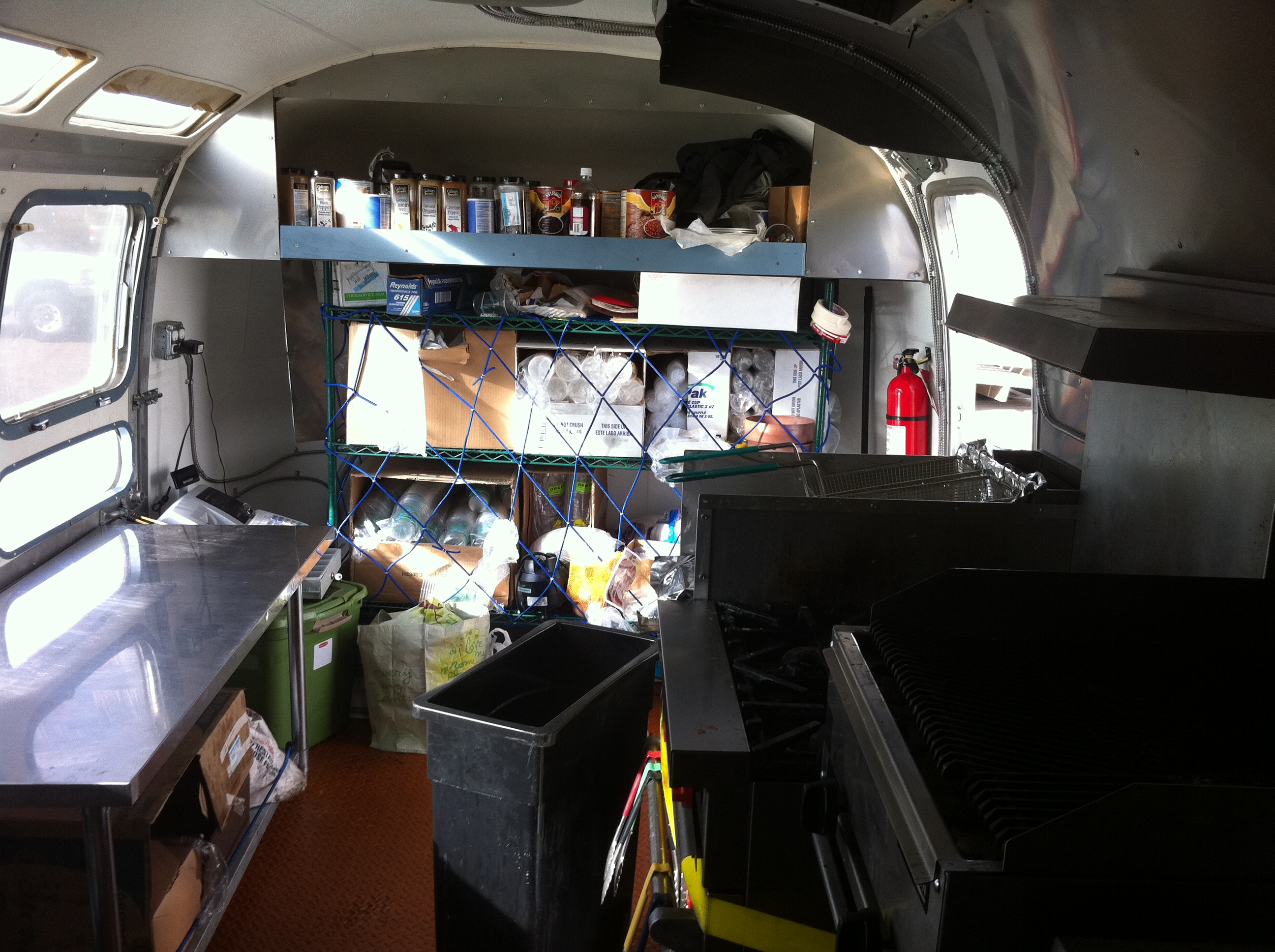 Food Sale: Two Mobile Food Airstreams For Sale!